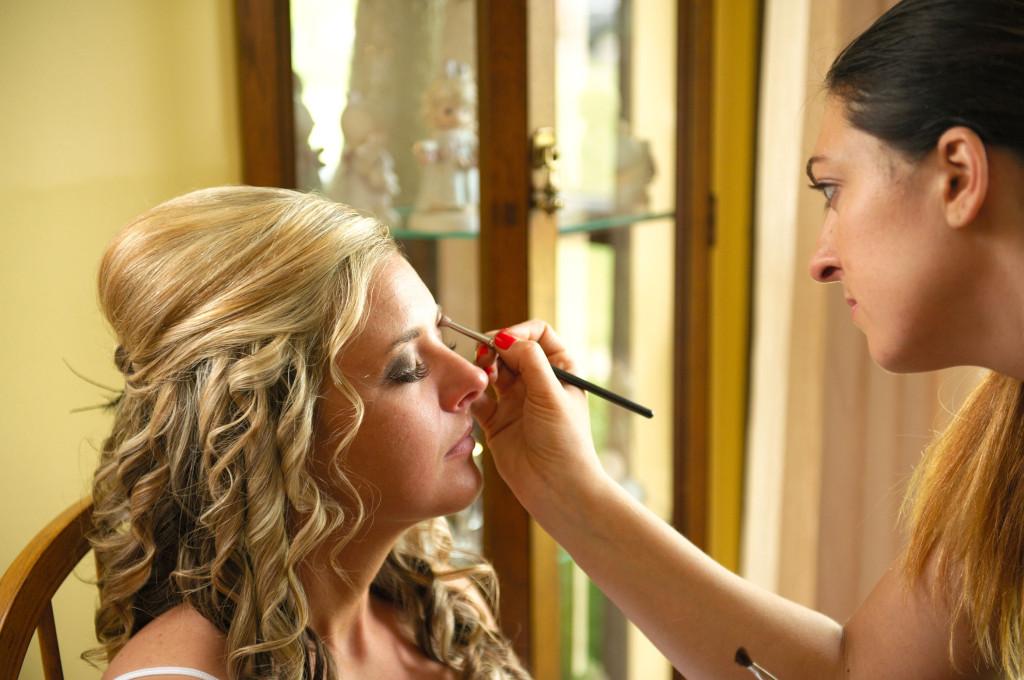 Make-up by Roni Klein