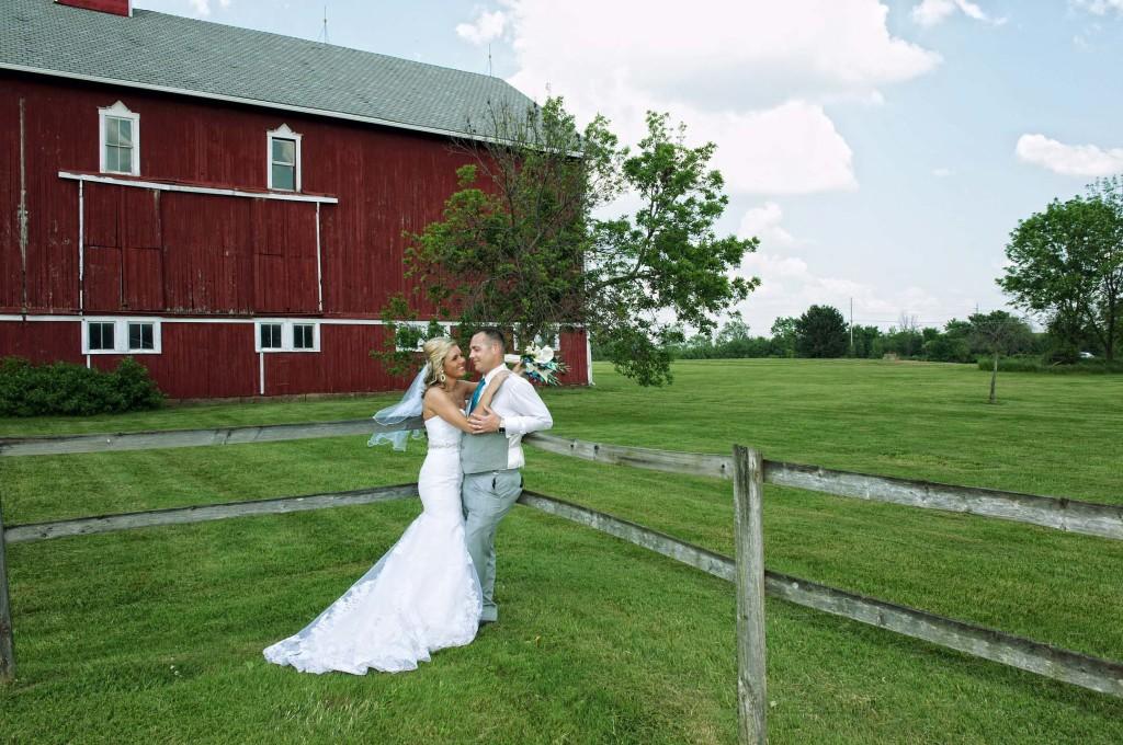 Case Barlow Farm Wedding Hudson, Ohio