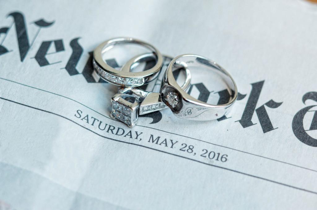 Turle III wedding May 28, 2016 newspaper