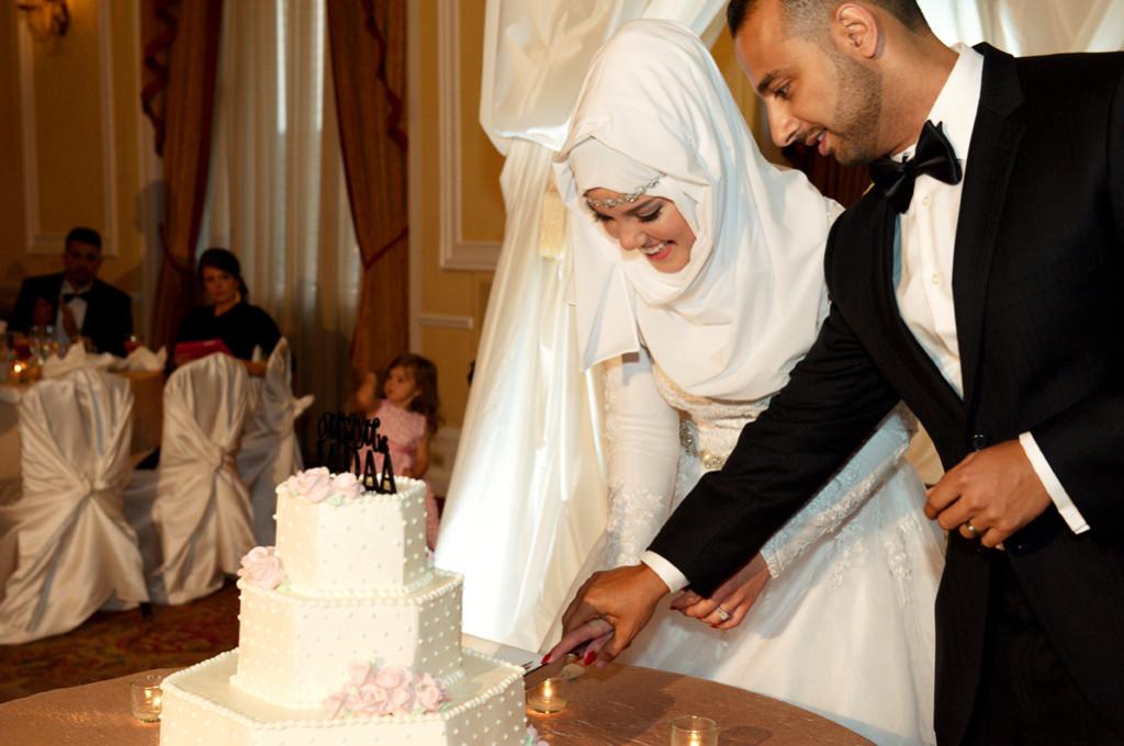 'Lana and Yazan Renaissance Wedding Reception'