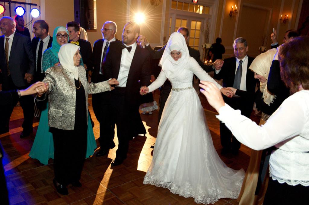 Lana and Yazan Renaissance Wedding Reception
