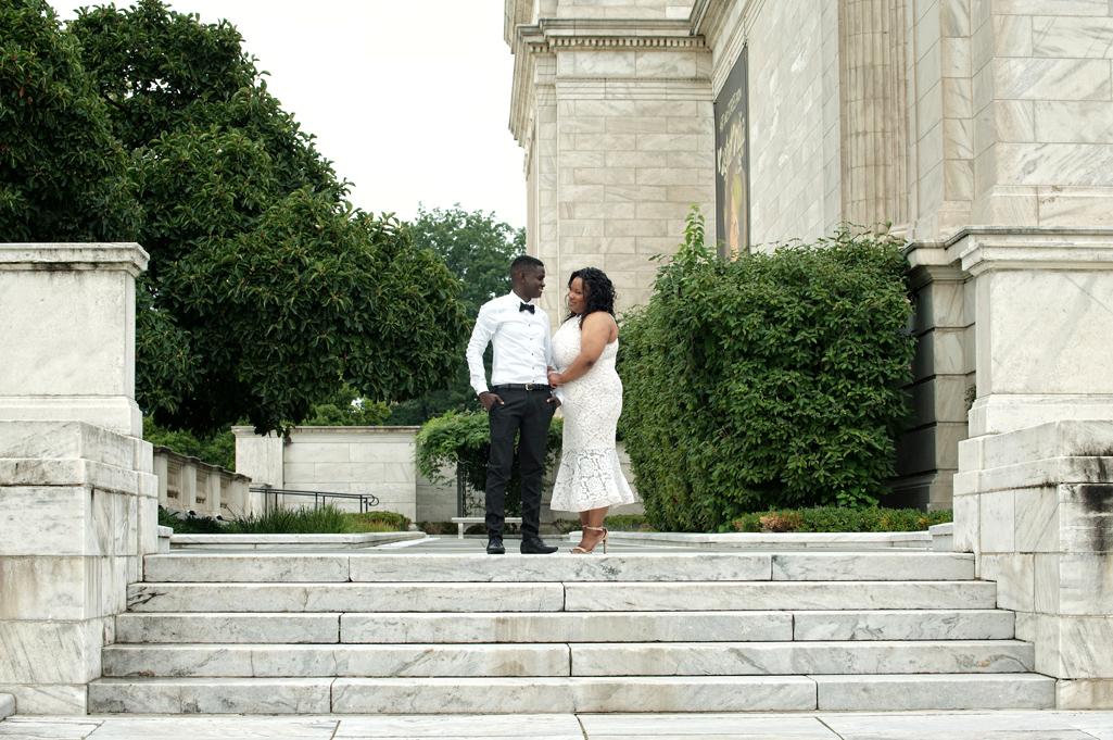 Wedding Cleveland Museum of Art Fine Art Gardens