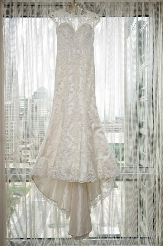 wedding westin hotel cleveland