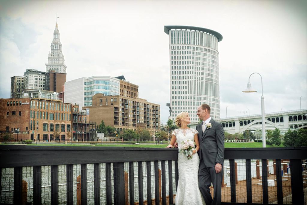 wedding windows on the river
