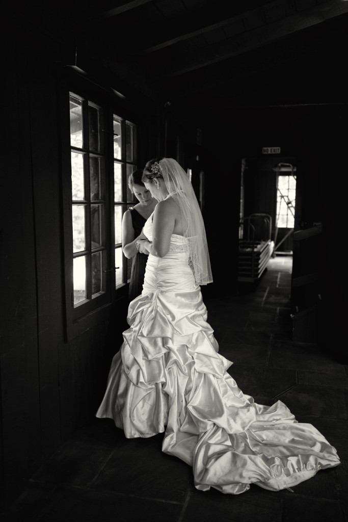 Happy Days Lodge Wedding